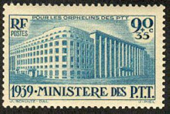 Ministère des P T T