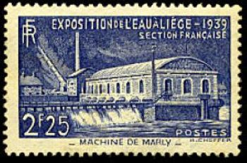 La machine de Marly à Bougival