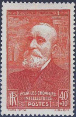 Pierre Puvis de Chavannes (1824-1898) peintre français