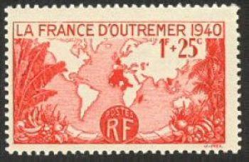 ' Carte de l''empire français '