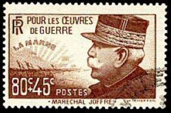 Joseph Joffre (1852-1931) Maréchal de France