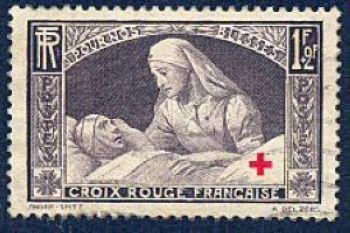 Croix rouge - Pour nos blessés