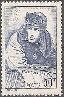 Georges Guynemer (1894-1917) pilotes de guerre français