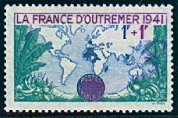 Pour la France d'outre mer