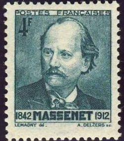 Jules Massenet (1842-1912) Auteur de symphonies et opéras