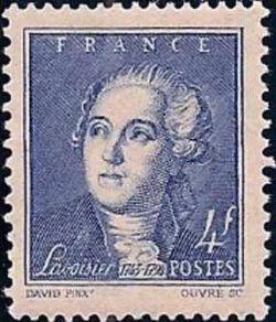 Lavoisier (1743-1794) chimiste, philosophe et économiste français