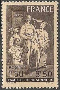 Famille du prisonnier