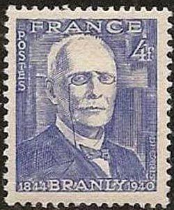 Edouard Branly (1844-1940) physicien et inventeur du radioconducteur
