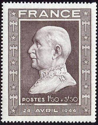 88ème anniversaire du Maréchal Pétain