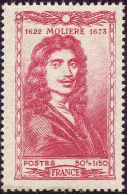 J B Poquelin dit Molière(1622-1673)