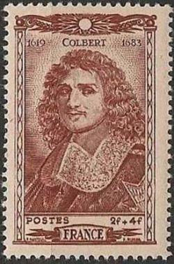 J-B Colbert (1619-1683)