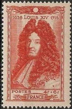 Louis XIV (1638-1715) par Rigaud