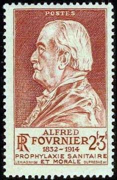 Alfred Fournier (1839-1914) médecin