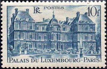 Palais du Luxembourg oeuvre de Salomon de Brosse (1571-1626)