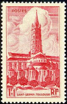 Cathédrale Saint Sernin de Toulouse