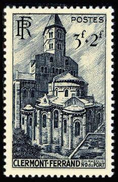 Notre-Dame du Port à Clermont Ferrand