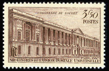 Colonnades du Louvre