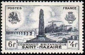 Débarquement britannique à St Nazaire
