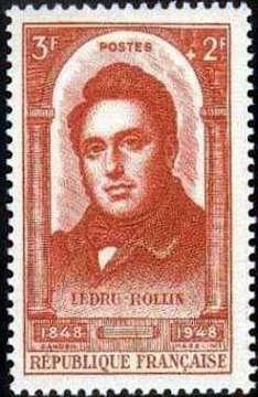 Alexandre-Auguste Ledru-Rollin (1807-1874)