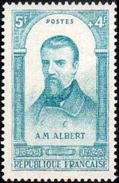 A-M Albert (1815-1895)