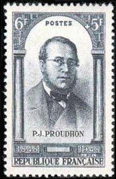 Pierre-Joseph Proudhon (1809-1865)