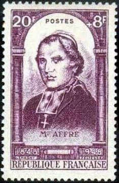 Mgr Denis-Auguste Affre (1793-1848)