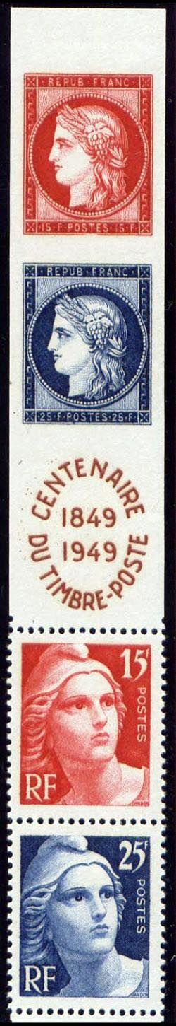 Centenaire du timbre