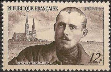 Charles Péguy et la cathédrale de Chartres
