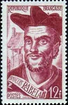 François Rabelais (vers 1494-1533) curé de Meudon