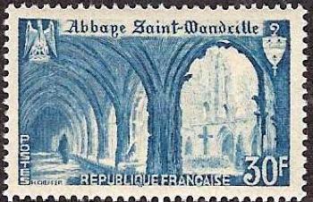 Abbaye de St Wandrille