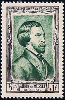 Alfred de Musset (1810-1857) poète