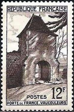 Porte de France à Vaucouleurs