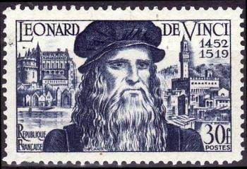 5ème entenaire de la naissance de Léonard de Vinci