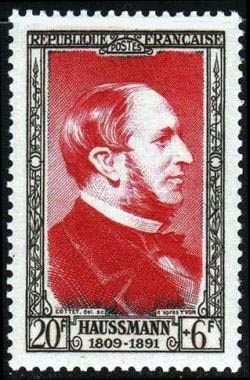 Georges Eugène baron Haussmann