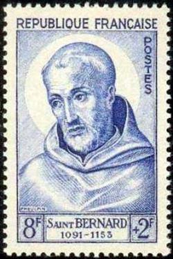 Saint Bernard (1090-1153)