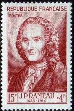 Jean-Philippe Rameau (1683-1764) compositeur