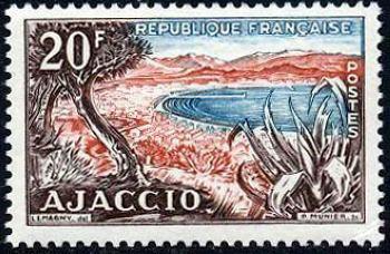 ' Baie d''Ajaccio (Corse) '