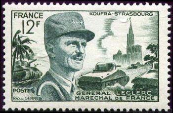Maréchal Leclerc (1902-1947)