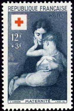 Croix rouge «maternité»