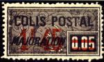 Colis postal «majoration»