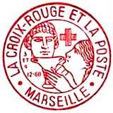 Oblitération 1er jour à Saint-Martin et Tours le 2 décembre 1960