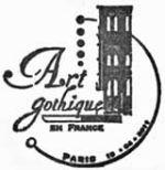 Oblitération 1er jour à Paris  au Carré d'Encre, Amiens et Bayeux le 15 et 16 avril 2011