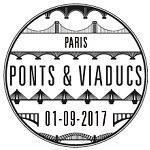 Oblitération 1er jour à Paris au carré d'Encre le 1 septembre 2017
