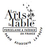 Oblitération 1er jour à Paris au carré d'Encre le 2 et 3 mars 2018