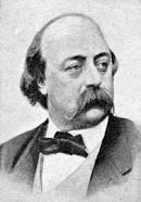 Gustave Flaubert (1821-1880) écrivain français