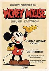 Mickey visite les monuments français - Soleil ardent