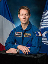 photos de Thomas Pesquet prises de la station Spatiale Internationale pendant la mission Proxima.