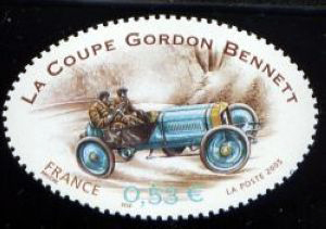 Coupe Gordon Bennett, La Richard Brasier 1905