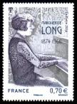 timbre N° 5032, Marguerite Long (1874-1966)
