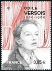 Odile Versois (1930-1980)